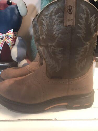 Mens Ariat Waterproof Boots