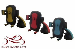 UNIVERSAL-CAR-MOBILE-PHONE-HOLDER-MOUNT-CRADLE-WINDSCREEN-SUCTION-STAND-SECURE