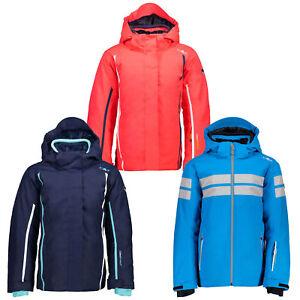 Details zu Campagnolo CMP Snaps Hood Jacket Skijacke Snowboardjacke Winterjacke Kinder