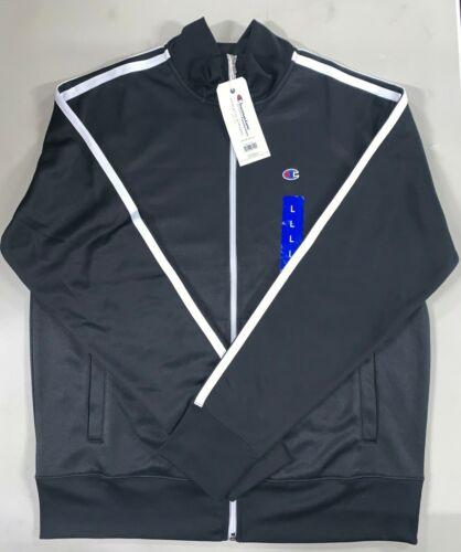 Black Color Champion Men/'s Athletic Fleece Full Zipper
