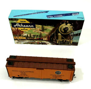 Vintage-Athearn-HO-Southern-Pacific-Fruit-Express-40-039-Reefer-5030-C-9