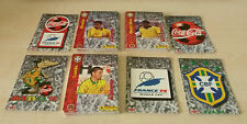 Panini France 98 Coca Cola Brazil World Cup 1998 * Complete Set of 60 Cards RARE