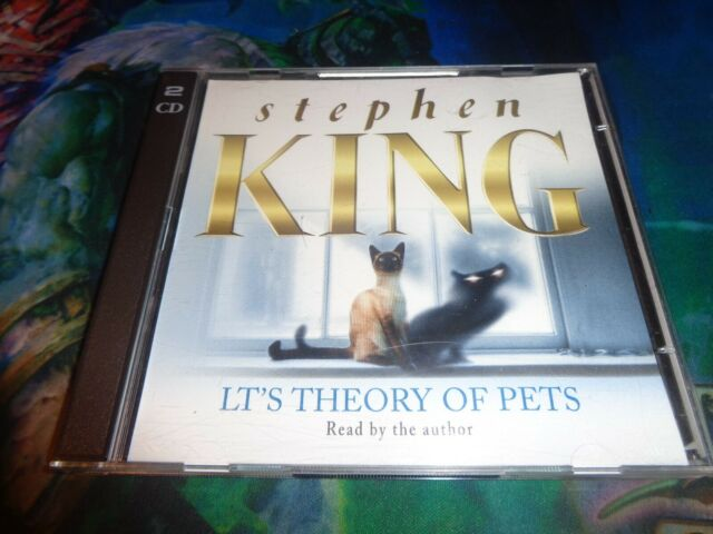 Stephen King - LT's Theory of Pets - Audiobook on CD