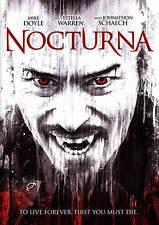 Nocturna, New DVD, Mike Doyle, Jonathan Schaech, Estella Warren, Buz Alexander