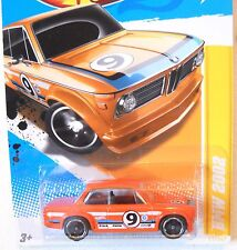 2012 Hot Wheels NEW MODELS #21/50 * BMW 2002 * ORANGE COLOR VARIANT USLC