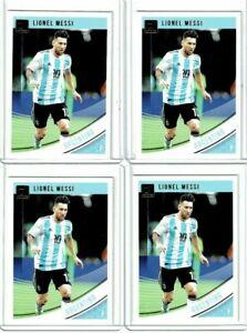 Panini Donruss Soccer 2018-2019 base 88 lionel messi-Argentina