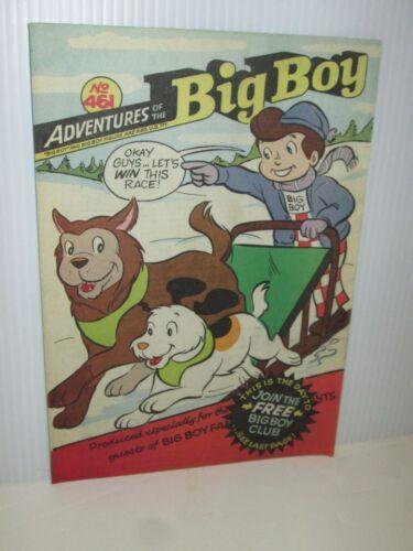 ADVENTURES OF THE BIG BOY RESTAURANTS ISSUE #46 COMIC BOOK 1996