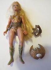 Galoob Golden Girlaction figure  doll 1980's vintage Motu She-ra