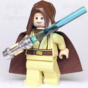 New-Star-Wars-LEGO-Obi-Wan-Ben-Kenobi-Jedi-Master-Minifigure-75246-Genuine