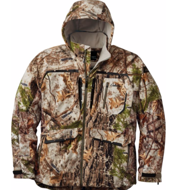 b3a489f22ed Cabela's Men's INSTINCT Whitetail Warm Waterproof RealTree XTRA Hunting  Parka