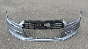 Stossstange-Audi-A7-S7-S-Line-Facelift-vorne-ab-2014-4G8807437AD-Original