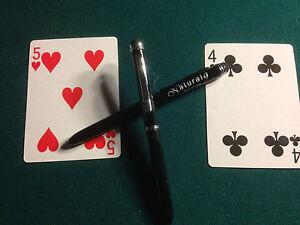 Baccarat Pen Set of 2 High Roller C-1055