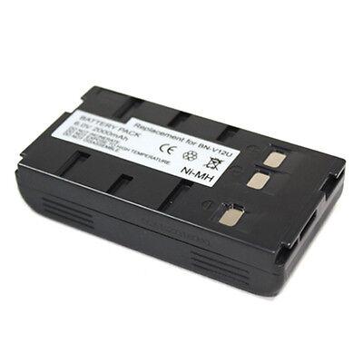 Battery For Jvc Bnv12 Compact Super Vhs Camcorder Gr