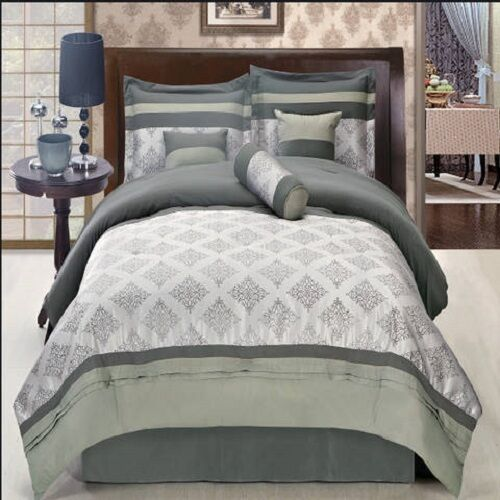 LUXURIOUS Thomasville 100% Microfiber Bed in a Bag Set- 2 Sizes