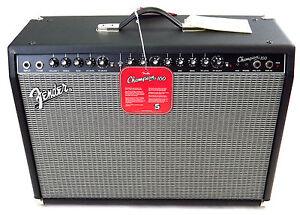 Fender Chion 100 100w 2x12 Bo Guitar