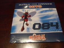 SUNFLY HITS KARAOKE  DISC SF084 VOLUME 84 CD+G SEALED 15 TRACKS
