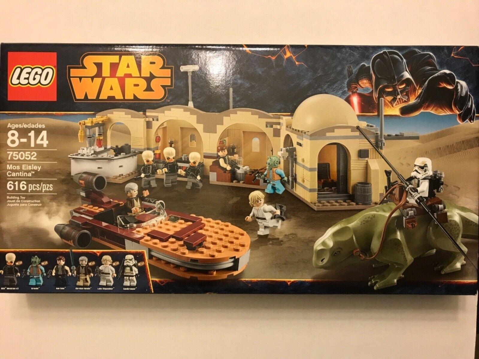 NEW Lego Star Wars Mos Eisley Cantina 75052