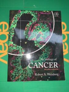 Biology-of-Cancer-Robert-A-Weinberg-2nd-ed-Used-very-good