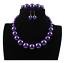 Charm-Fashion-Women-Jewelry-Pendant-Choker-Chunky-Statement-Chain-Bib-Necklace thumbnail 187