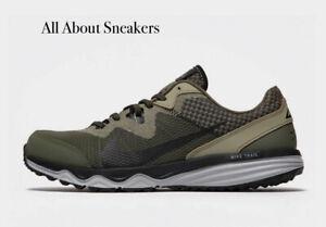 Nike-Ginepro-Trail-034-Verde-Oliva-034-Uomo-Scarpe-da-ginnastica-LIMITED-STOCK-Tutte-le-Taglie