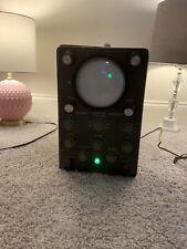 Untested Heathkit Laboratory Oscilloscope Model 0 10
