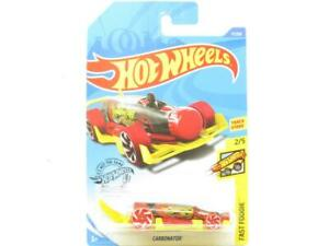 Hot-Wheels-Carbonator-Fast-Foodie-17-250-Long-Card-1-64-Scale-Sealed-New