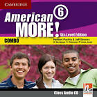 American More! Six-level Edition Level 6 Class Audio Cd by Christian Holzmann, Jeff Stranks, Gunter Gerngross, Herbert Puchta, Peter Lewis-Jones (CD-Audio, 2011)