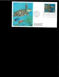 2004-FDC-Pacific-Coral-Reef-Honolulu-HI