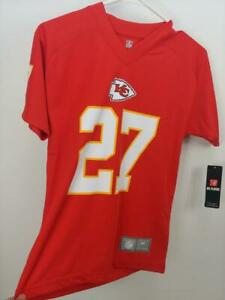 f676aeb9 NWT $45 NFL Team Apparel Youth Kansas City Chiefs Performace Tee ...
