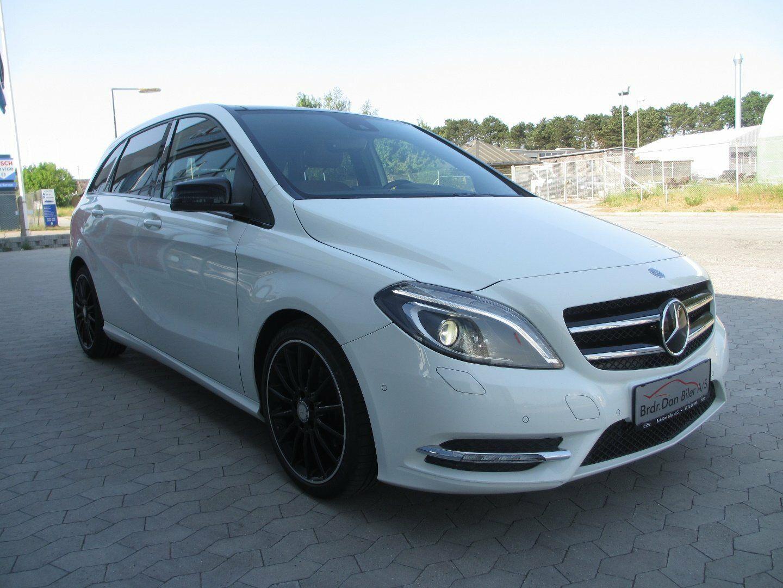 Mercedes B200 1,8 CDi aut. BE 5d - 279.900 kr.