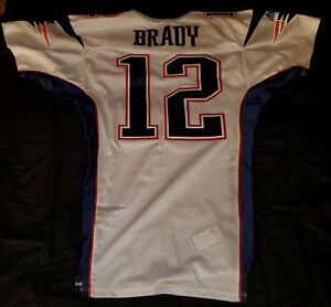 Details about 2000 NEW ENGLAND PATRIOTS TOM BRADY BENCH GAME WORN ROOKIE RC AUTOGRAPH JERSEY
