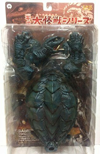 GAMERA Heisei Daikaijyu Series figure 1996 - 1999 X-PLUS