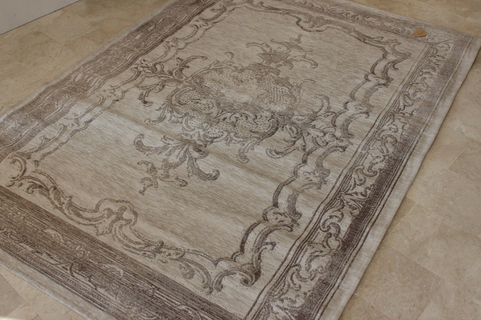 Blanc Mariclò Tappeto Shabby Chic Serie Naturale Teatro  Variante Naturale Serie 7d74cd