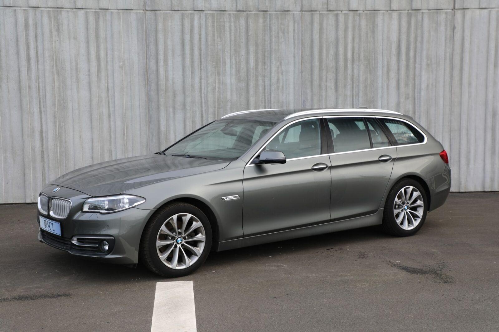 BMW 520d 2,0 Touring aut. 5d - 1.889 kr.