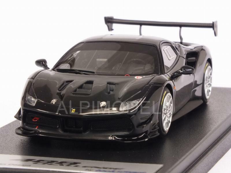 Ferrari  488 Challenge noir DS 1250 1 43 LOOKintelligent LS476D  sortie en ligne