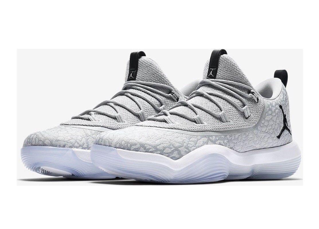 Nike Jordan Super.fly 2017 Niedrig Herren Basketball Turnschuhe 13 UK AA2547-003