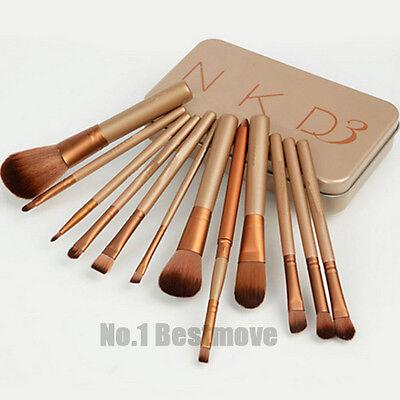 Pro Cosmetic 12pcs Makeup Brushes Set Powder Foundation Eyeshadow Lip Brush Tool