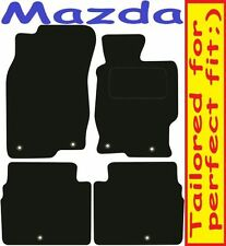 Mazda 6 DELUXE QUALITY Tailored mats 2008 2009 2010 2011 2012 2013