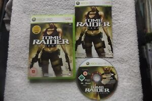 TOMB-RAIDER-UNDERWORLD-XBOX-360-V-G-C-FAST-POST-action-adventure-amp-shooter