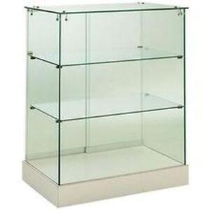 Dettagli su vetrinetta cristallo,vetrina vetro,vetrine  collezionismo,vetrinette modellismo