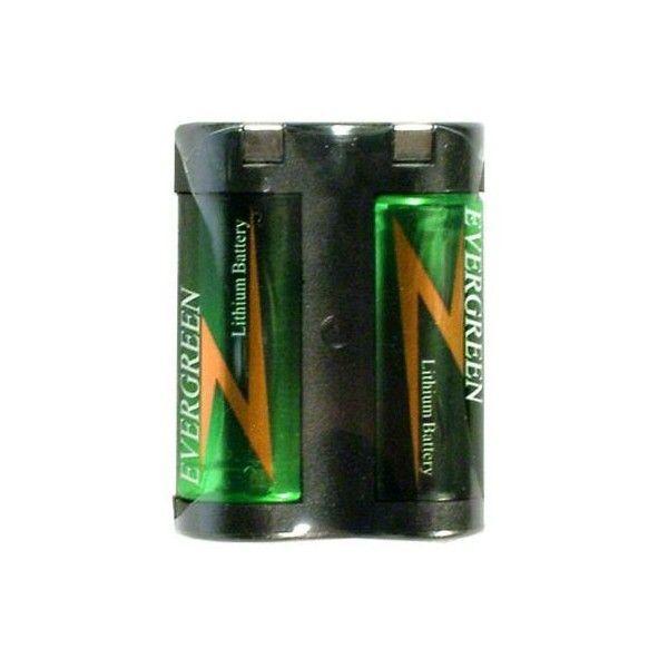 EVERGREEN 2CR5 Photo 6v battery 1 Box of 20