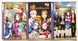 Disney-Descendants-Rotten-Core-Trilogy-1-2-3-Tokyopop-Graphic-Novel-Comic-Book
