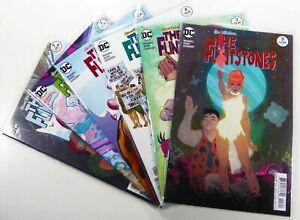 DC-Comics-THE-FLINTSTONES-2016-3-4-7-COVER-B-VARIANTS-Lot-VF-NM-Ships-FREE
