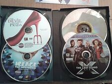 4 New DVD's Fox Films Devil/Prada X Men Miss Sunshine Ice Age2 Meryl Streep