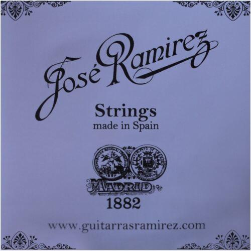 Genuine Jose Ramirez Traditional Medium Tension Classical Guitar Strings JRM