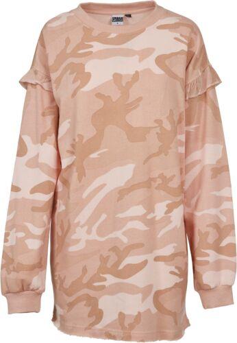 Camouflage Déguisement Femme Camo Pull Urban Habit Classics Long x6wqOYv5