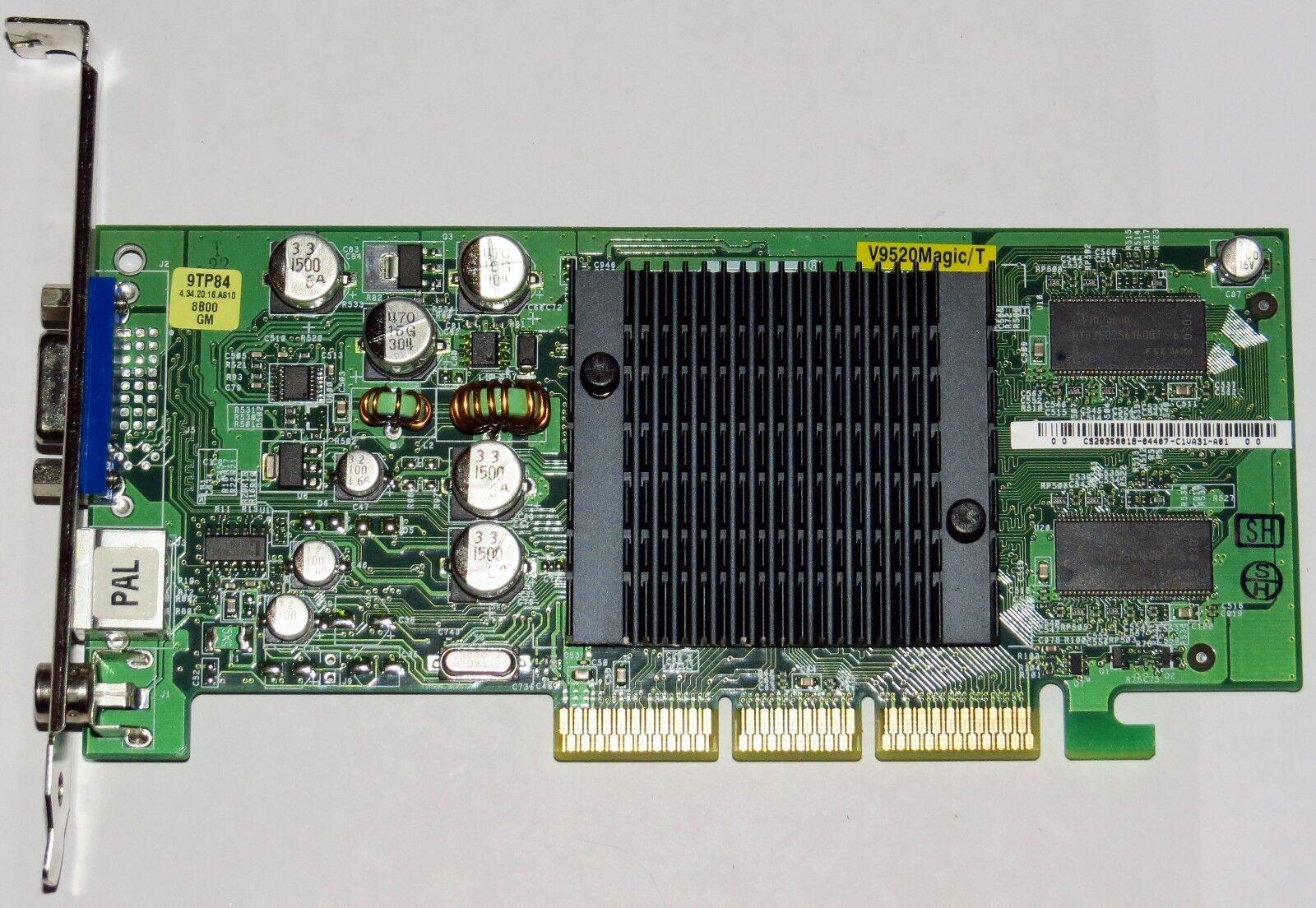 V9520MAGICT DRIVERS FOR WINDOWS MAC