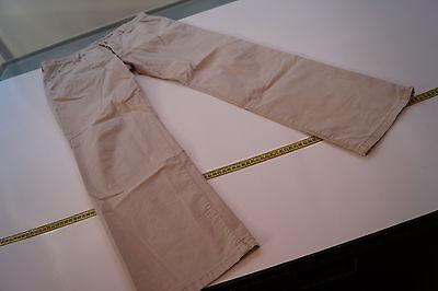 Harlem Walker JOKER Herren Men Jeans Hose 36/32 W36 L32 dünn creme beige TOP #74