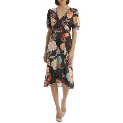 NEW Leona by Leona Edmiston Eloise Floral Dress - Shape Tbc Assorted