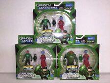 Green Lantern Movie Guardians of the Universe Figure Set of 6 Walmart Exclusive